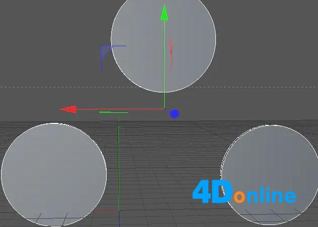 c4d魔术轴中心对齐插件 Nitro4d MagicCenter
