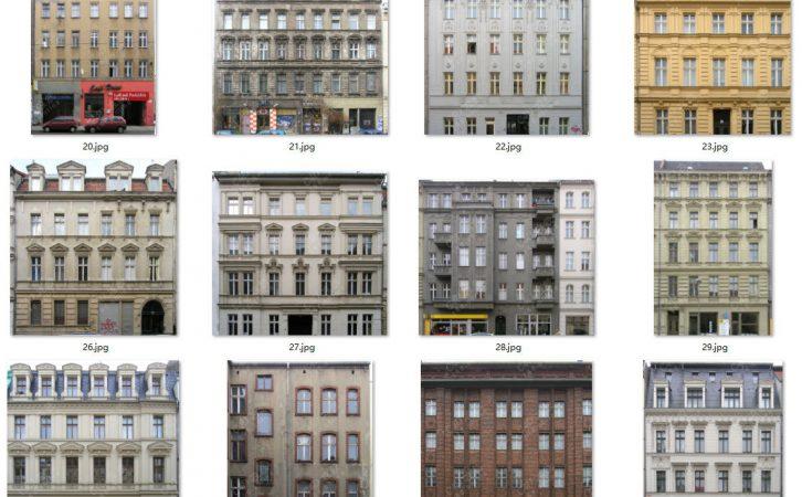 43张高层建筑楼房西洋建筑贴图