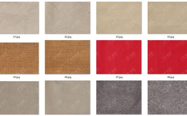 125个布料织物麻布针织丝绸贴图