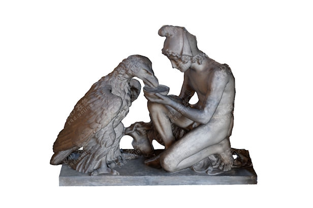 希腊神话雕塑人像雕像神像模型