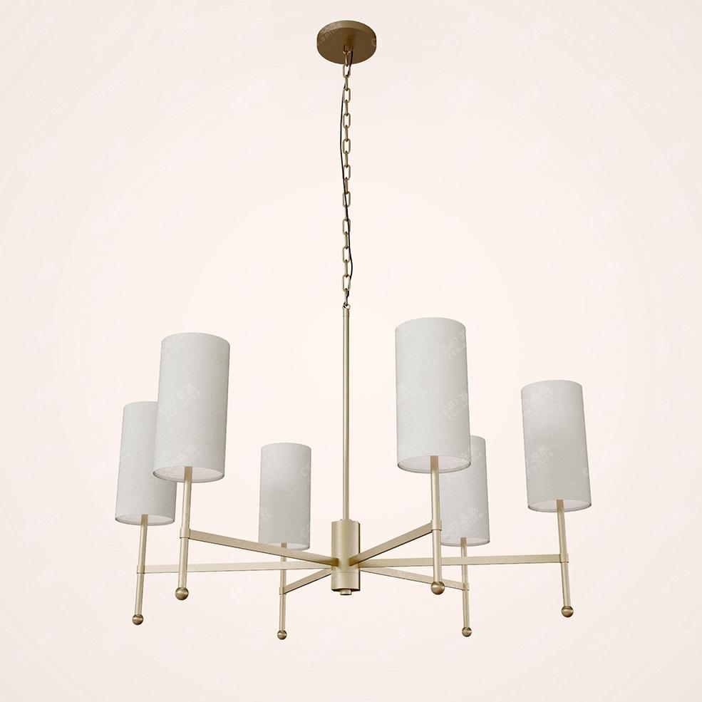 吊灯电灯装饰灯模型
