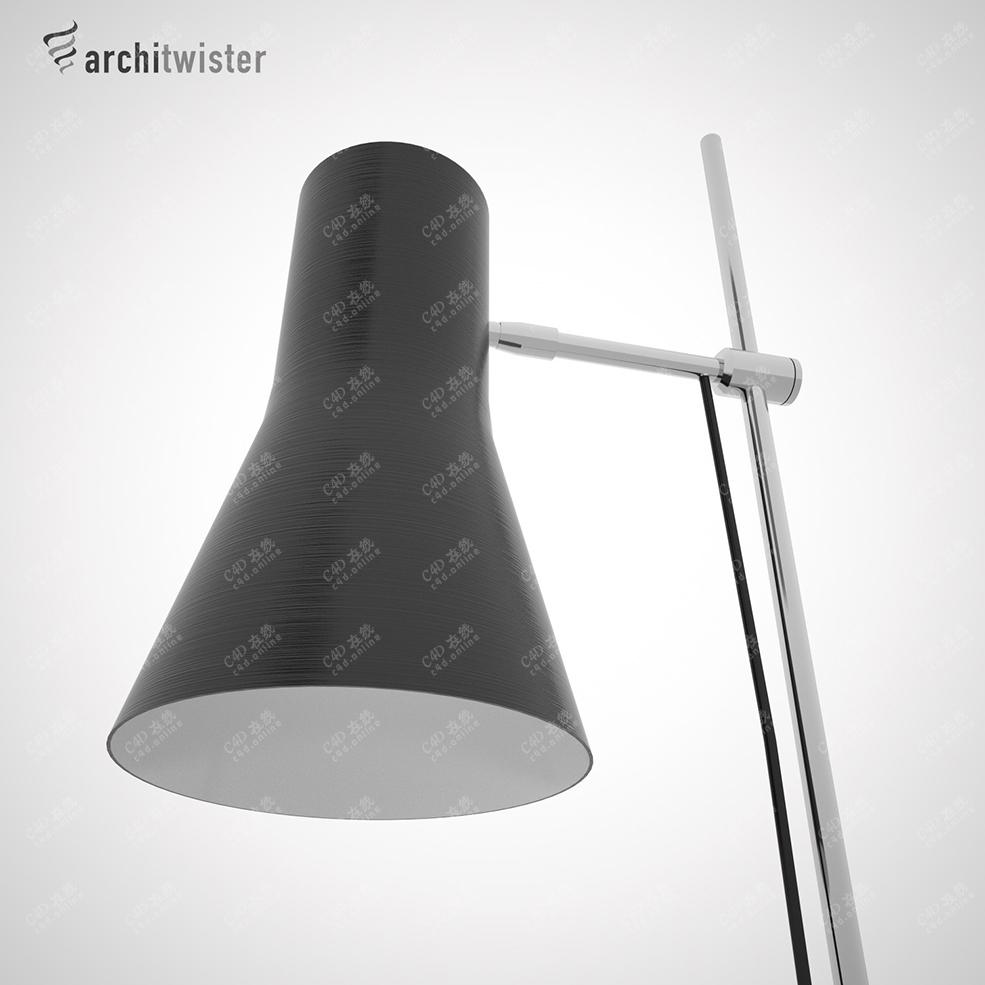 台灯装饰灯电灯落地灯模型
