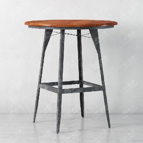 凳子椅子模型