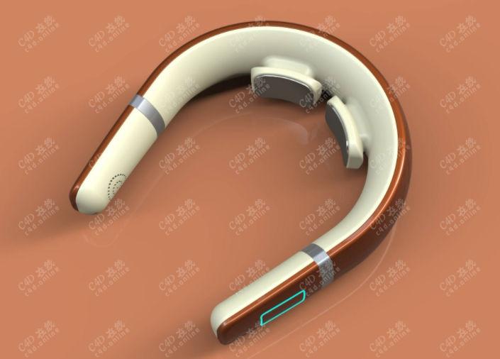 眼部按摩仪眼保仪模型