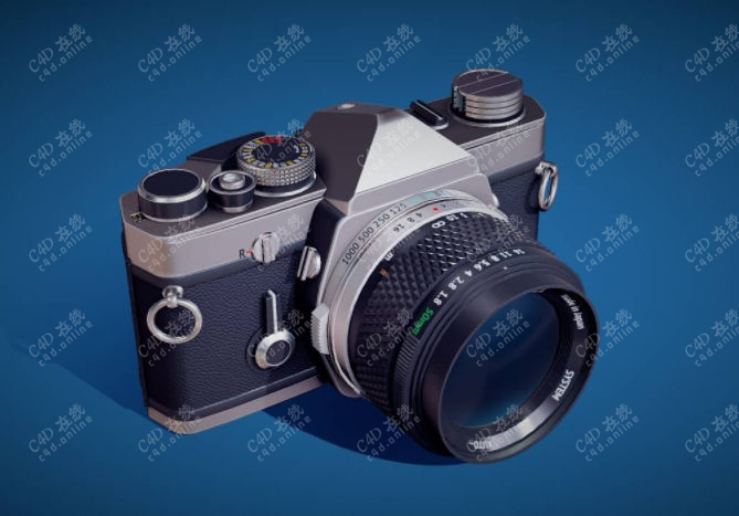 卡片相机照相机模型